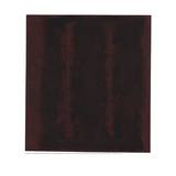 Untitled {Sketch for Mural/ Black on Maroon} [Seagram Mural Sketch] Stampa giclée di Mark Rothko