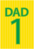 Brazil Dad Poster