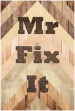 Mr. Fix It Pôsters