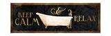 Golden Calmness Prints by Jace Grey