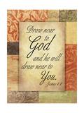 Draw God Premium Giclee Print by Jace Grey