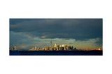 New York Skyline, 2017, (Photograph) Reproduction procédé giclée par Anthony Butera