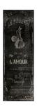 Le Parfum Black Posters by Jace Grey