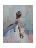 Leading Lady Giclee Print by Peter Hawkins