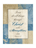Christ Strength Premium Giclee Print by Jace Grey