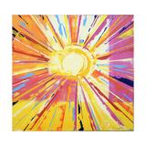 Bonjour mon rayon de soleil Reproduction procédé giclée par Ben Bonart