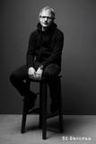 Ed Sheeran Black & White Posters