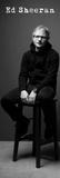 Ed Sheeran Black & White Pósters