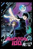 Mob Psycho 100 City Plakater