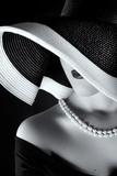 La Femme Au Chapeau Fotografie-Druck von Ruslan Bolgov (Axe)