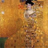 Adele Bloch-Bauer I Impressão giclée por Gustav Klimt
