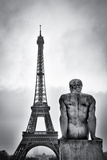 Steel Lady Lámina fotográfica por Guillaume Vigoureux
