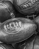 Vintage Sport - Rugby Reproduction procédé giclée par Assaf Frank