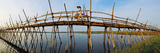 The Bamboo Bridge Giclee Print by Nhiem Hoang The