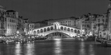 Venice Lights Giclee Print by Assaf Frank
