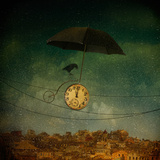 Timekeeper Reproduction photographique par Svetlana Melik-Nubarova