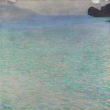 On Lake Attersee, 1900 Impressão giclée por Gustav Klimt