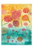 Spring Meadow I Posters av Beverly Dyer