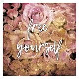 Free Yourself Poster di Jace Grey