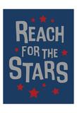 Reach For The Stars Lámina por Jace Grey