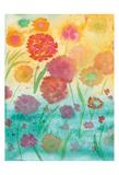 Spring Meadow II Plakater av Beverly Dyer