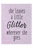Glittler Wherever Stampe di Kimberly Allen