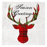 Hello Deer Posters por Sheldon Lewis