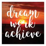 Insta Dream Work Pósters por Jelena Matic