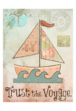 Vintage Sea 1 Arte di Melody Hogan