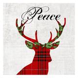 Hello Deer 2 Poster di Sheldon Lewis