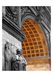 Washington Square Arch BWC 1 Plakater av Jeff Pica
