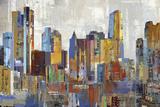 Skyline Print by Paul Duncan