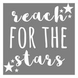 Reach Stars Poster by Jelena Matic
