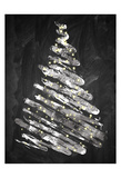 Chalkboard Tree 1 Posters by Victoria Brown