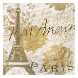 Mon Amour A Posters by Kimberly Allen