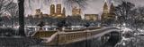 New York - Bow Bridge Central Park Pósters