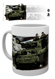 World Of Tanks - Comics Tazza