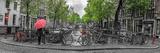 Eleganz in Amsterdam Foto