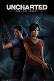 Uncharted: The Lost Legacy - Cover Bilder
