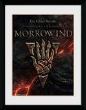 Elder Scrolls Online - Morrowind Logo Stampa del collezionista