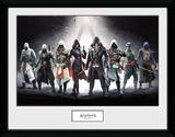 Assassin's Creed - Characters Samletrykk