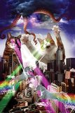 Apocalypse Meow Posters