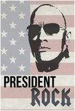 President Rock Posters