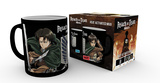 Attack On Titan - Scouts Heat Change Mug Becher