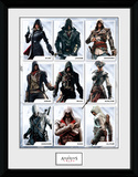 Assassin's Creed - Compilation Characters Samletrykk