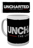Uncharted: The Lost Legacy - Logo Becher