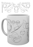 Playstation VR - Blueprints Mug