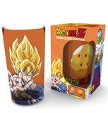 Dragonball Z - Dragonball Wrap 500 ml Glass Neuheit