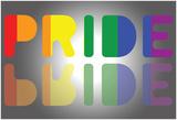 Pride Reflection Photo