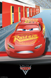 Cars 3 - Lightning Posters